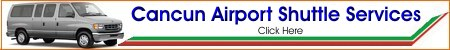 Cancun Airport Transfer Services