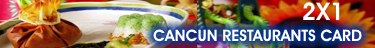 Cancun Discounts Card